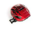 bike helmet poster