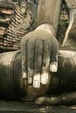 buddhas hand poster