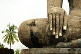 hand of buddha poster