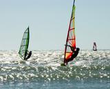 windsurf paradise poster
