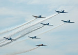 warplane formation