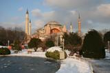 ayasofya mosque poster