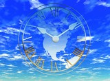 earthly time poster