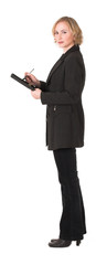female inspector a
