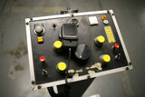 control panel (focus on cb radio) poster