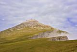 mountain peak solunska glava poster