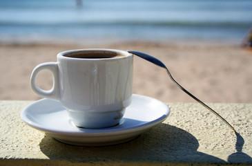 café noisette matinal