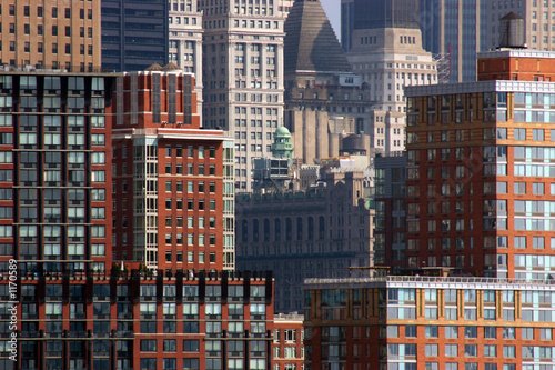buildings in new york city