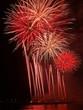 roleta: red fireworks