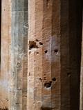 stone column poster