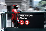 protecting wall street poster