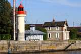 phare et port poster