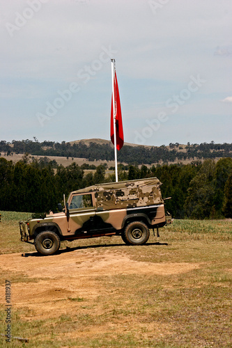 rover by red flag