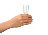 draw straws poster