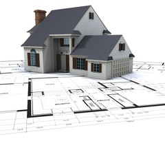 house us model plan