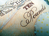 ten pound note poster