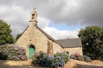 petite chapelle en bretagne