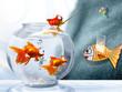 homme d'avril et poissons aussi - 1187903