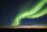 Fototapety twilight with auroral arc