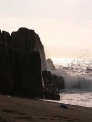mer agîtée