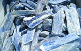 kyanite crystals