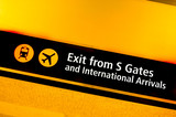 seatac airport poster