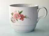 breakfast porcelain mug poster
