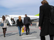 aéroport, riga, lettonie