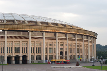 moscow olympic stadium