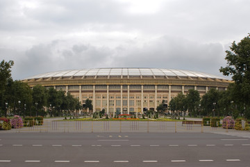 russian olympic stadium