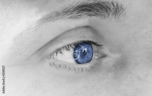 Fototapeten,auge,frau,blau,gesicht