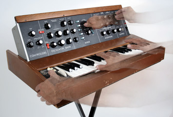 old synth