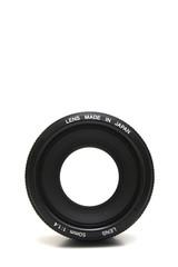 50mm lens face