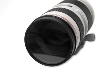 white lens end