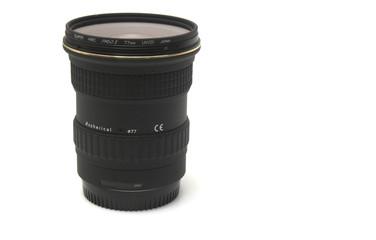 wide angle lens level, on back