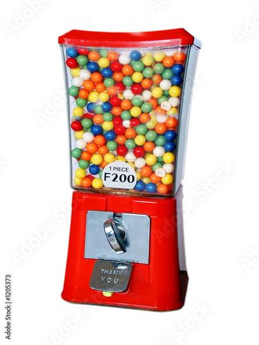 Distributeur de bonbons photo libre de droits sur la banque d 39 - Distributeur bonbon ancien ...