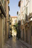 narrow alley poster