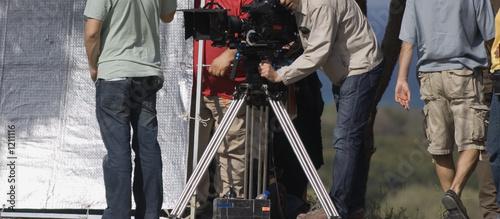 busy film team - 1211116