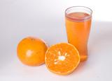 tangerine juice poster