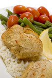 stuffed fillet of sole poster