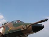 aircraft - front of skyhawk poster