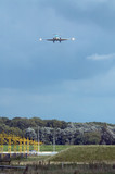 aircraft approaching poster