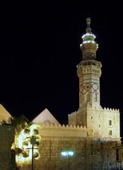 omayyad mosque - damascus, syria.