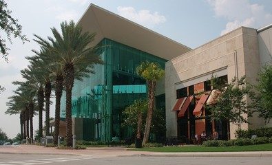 the mall at millenia entrance