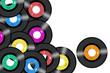 vinyl records - 1219754