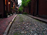 beacon hill's acorn street