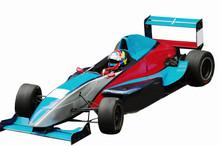 racing bil