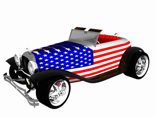 all american hotrod