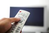 tv remote control poster