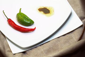 italian spicy style